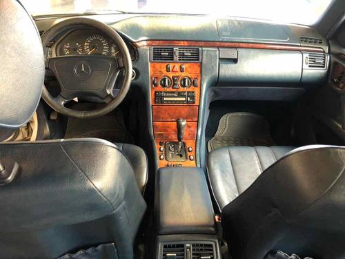 mercedes-benz clase e 3.0 e300 elegance plus 1999