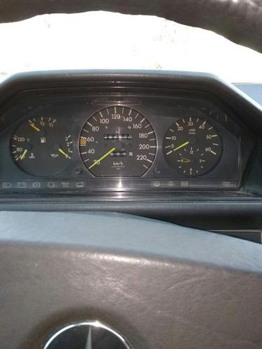 mercedes-benz clase e 300 td año 1989