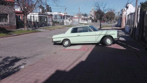 mercedes-benz clasico coupe 250