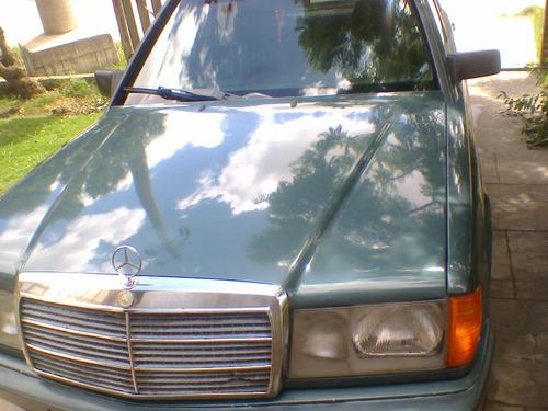 mercedes benz diesel año  88