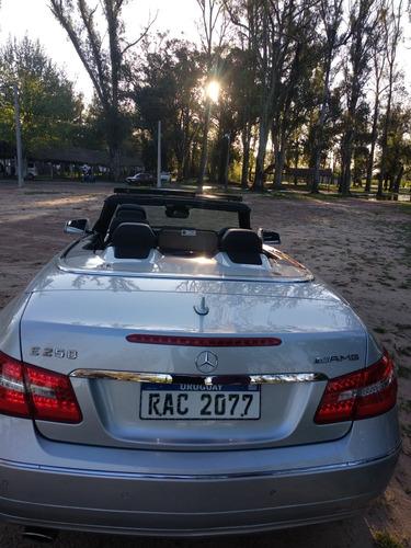 mercedes-benz e 250_ año 2012