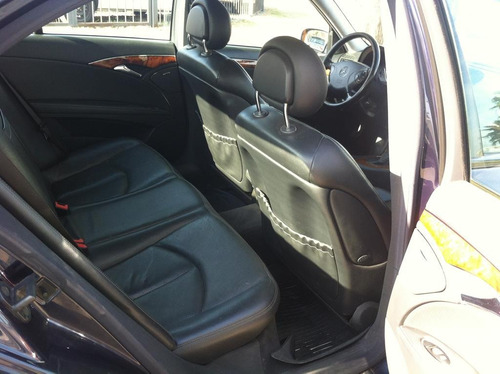 mercedes benz e 270 elegance caja nueva  autolider garantia