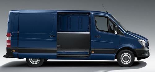 mercedes benz furgón 415 cdi compacto
