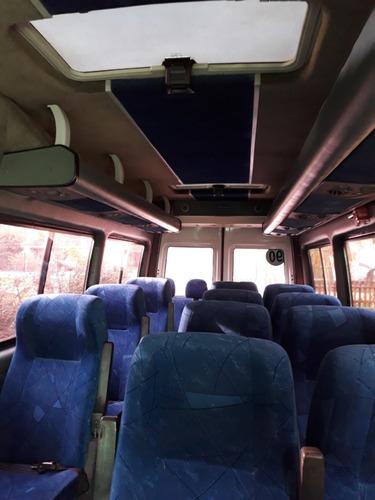 mercedes benz minibus sprinter 413