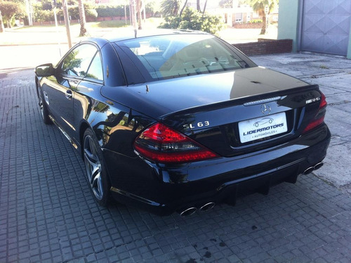 mercedes benz sl 63 amg roadster harman kardon unico en uru