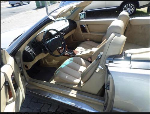 mercedes-benz sl300 cabrio autom.