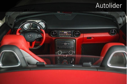 mercedes benz sls amg cabrio 2012 impecable!