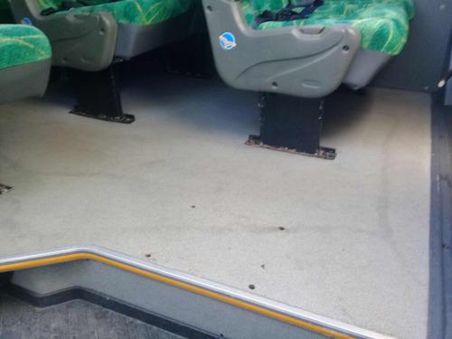 mercedes benz sprinter 2.1 413 minibus 19+1 sin airbag 2010