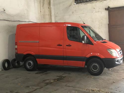 mercedes benz sprinter 2.1 415 furgon 3665 150cv tn v1 2013
