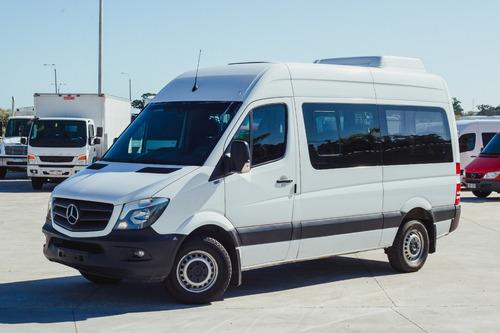 mercedes benz sprinter 415 mini bus 15+1