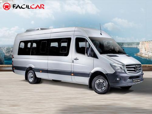 mercedes benz sprinter 415  minibus 0km 2019 sin asientos