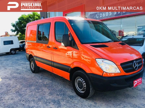mercedes benz sprinter 415cdi 2013 impecable!