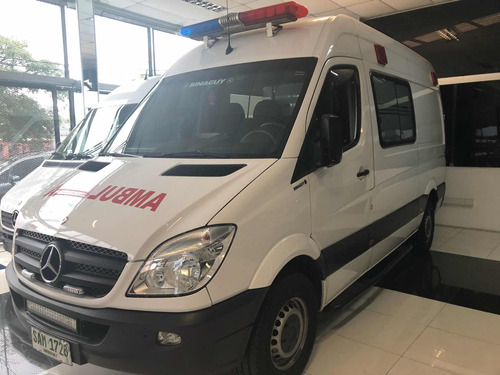 mercedes benz sprinter ambulancia ambulancias