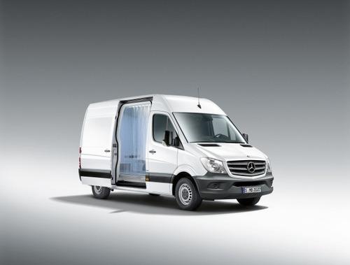 mercedes benz - sprinter furgón compacto 415 cdi 3.250