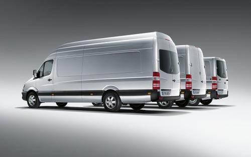 mercedes benz - sprinter furgón extra largo 515 cdi 4.325