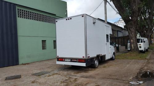 mercedes  sprinter furgon 11000km originales imperdible