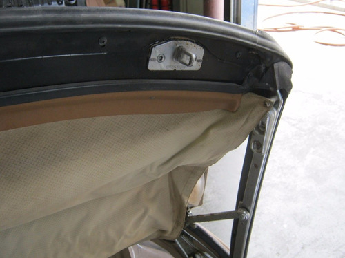 mercedes w107 380 -450-560- sl capota completa