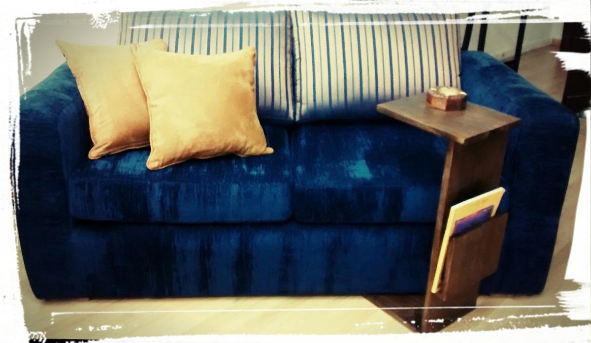 Mesa auxiliar para sof en madera en mercado libre - Mesa auxiliar sofa ...
