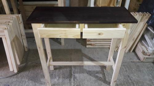 mesa barra desayunador madera banquetas butacas hay stock!!