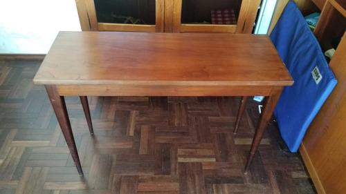 Mesa Cocina Plegable Multifuncion Excelente Estado - $ 3.500,00