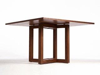 Mesa Comedor Madera Vidrio O Hierro Diseño Moderno Mobler - $ 9.800 ...