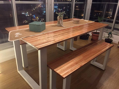 mesa comedor modernas fuertes para todo ambiente fuertes off