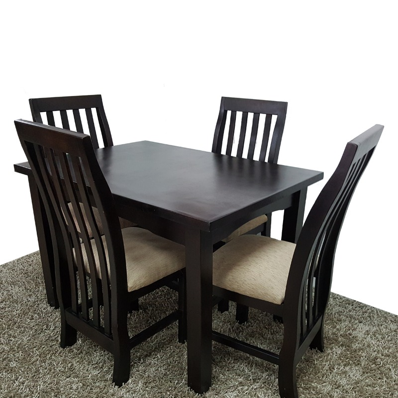 Mesa Con 4 Sillas,comedor Desayunador Gh.equipamientos - $ 14.990,00 ...