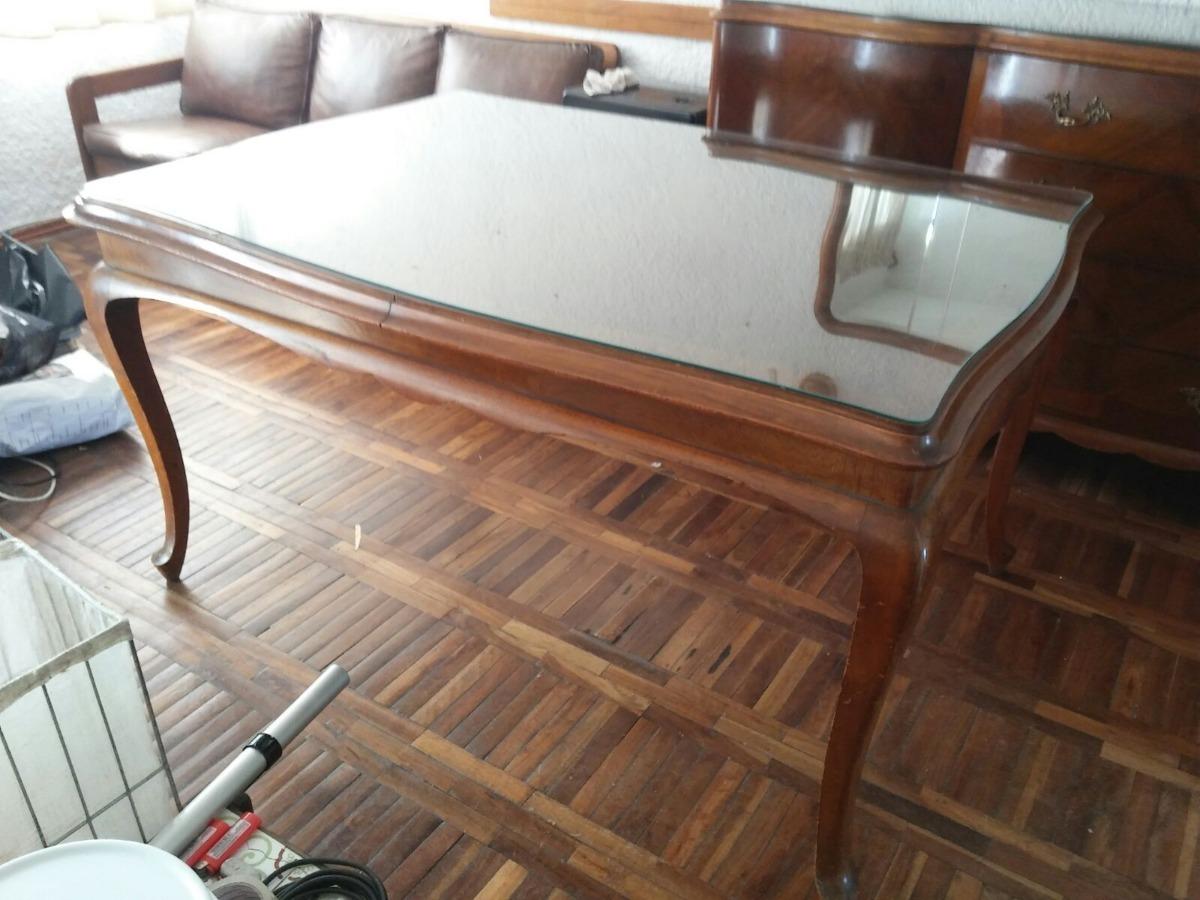 Mesa De Comedor Antigua - $ 7.000,00 en Mercado Libre