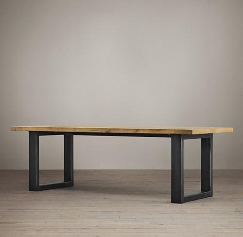 mesa de comedor con bancos incluidos fabricados para durar +
