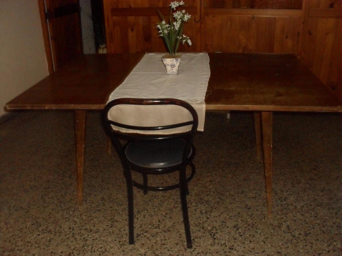 Mesa De Comedor Tipo Libro Con Cajonera Para Manteles... - $ 950,00 ...