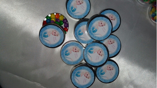 mesa de dulces personalizadas