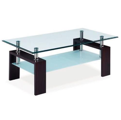 mesa de living mesa ratona de vidrio living comedor 112219
