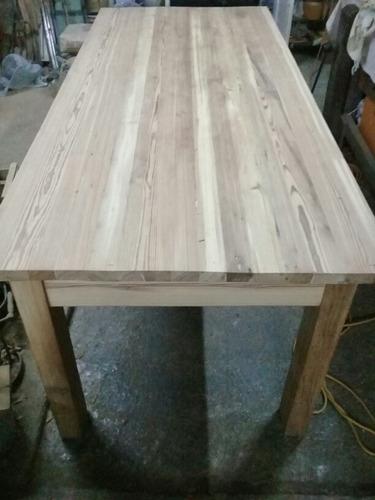 mesa de pinotea vieja espectacular