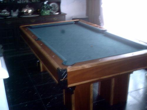 mesa de pool nueva profesional