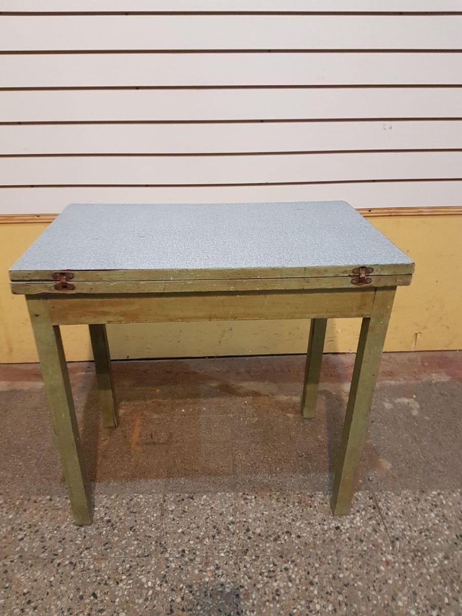 Mesa Libro De Cocina Plegable En Carmica - $ 700,00 en Mercado Libre