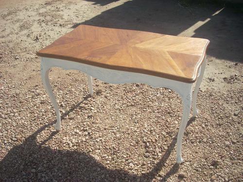 mesa living ,madera
