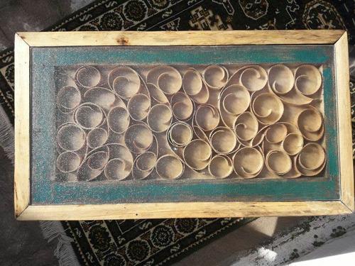 mesa living ratona madera