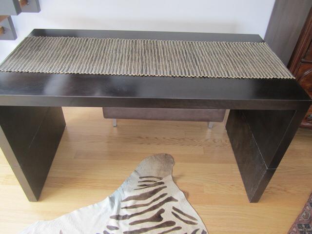 Mesa Madera Wengue Para Comedor U Oficina Design Arquetipo - $ 4.500 ...