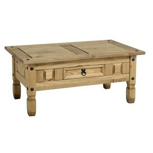 mesa ratona madera de pino mexicana