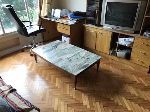 mesa ratona marmol
