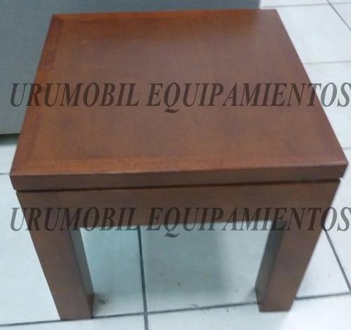 mesa ratona, mesa,living, mesa chica, madera