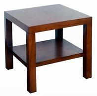 mesa ratona negra con estante dividido exelente calidad.