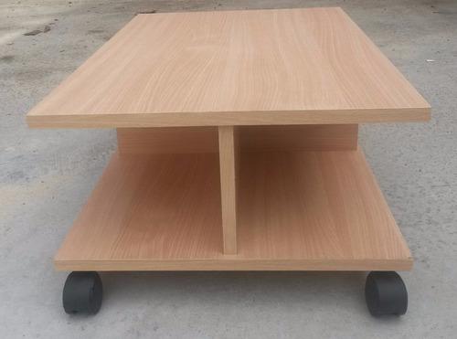 mesa ratona rodante