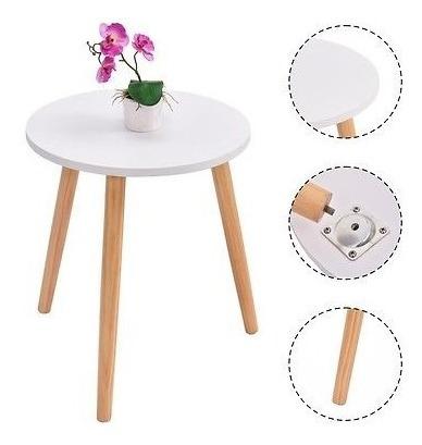 mesa de café en la sala de estar Mesa Redonda Moderna Del Caf Del Saln De La Sala De Estar