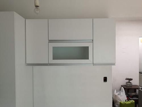 Mesada+aéreo Para Cocina Moderna: Diseño Exclusivo A Medida!