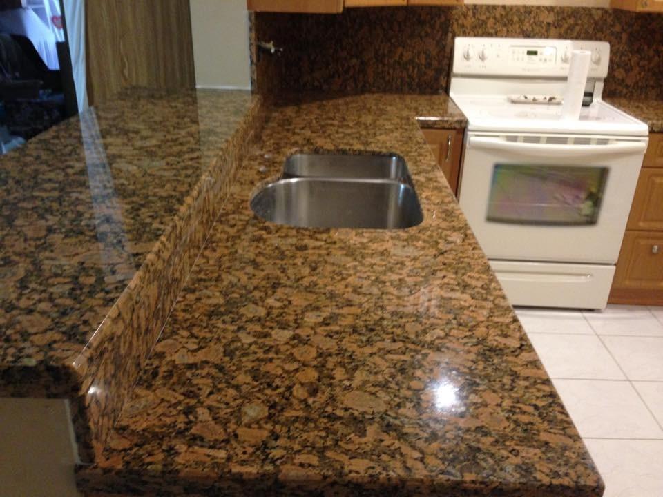 Mesadas en marmol y granito para cocinas y ba os - Precios de granito para cocina ...