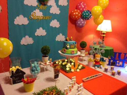 mesas de dulces , candy bar