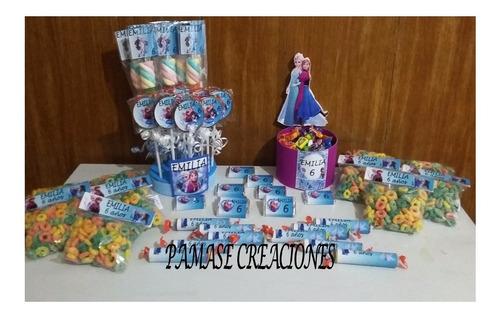 mesas de golosinas infantiles promo !!!