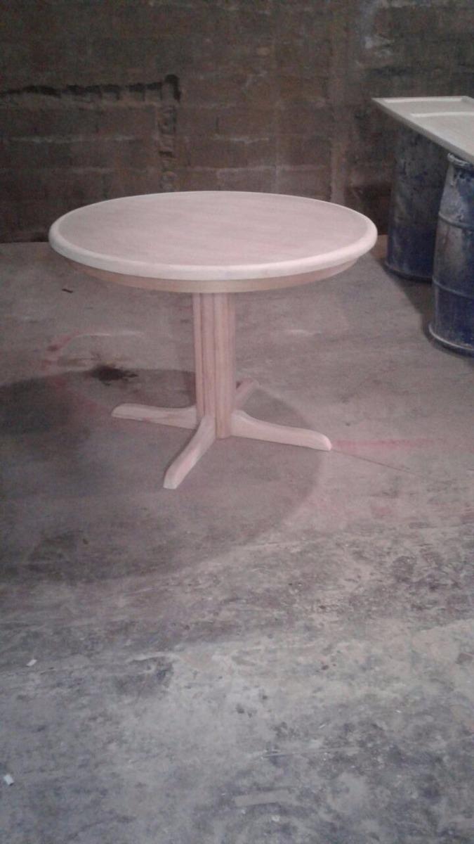Mesas de madera con patas torneadas 100 00 en mercado - Patas torneadas de madera ...