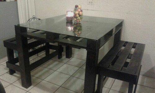 mesas de palets pallet